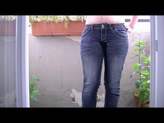 Outdoor Jeanspiss