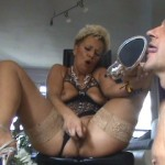 Mein LECK&SQUIRTING-SKLAVE,