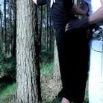 Gefickt im Wald
