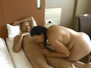 Ficken im Hotelbett
